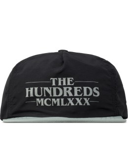 The Hundreds Black Numeral Snapback Picture