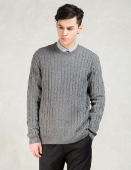 Wood Wood Grey Denton Sweater Picture