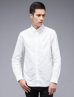 WACKO MARIA Oxford B.D. L/S Shirt (TYPE-4) Picture