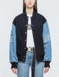 Joyrich Embroidered International Varsity Jacket Picutre