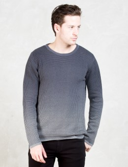 Nudie Jeans Grey Shades Dale Sweater Picture