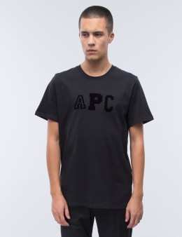 A.P.C. College S/S T-Shirt Picture