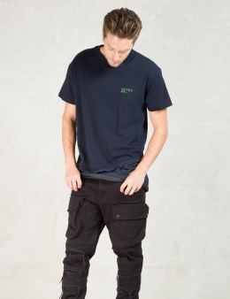 10.DEEP Navy S/S Tech T-Shirt Picture