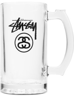 Stussy Stock Lock Beer Mug Picture
