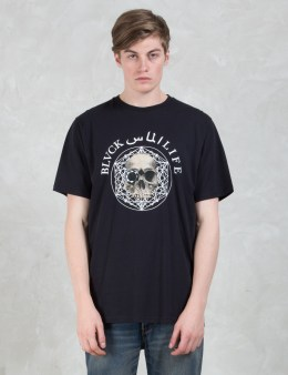 Black Scale Black Scale X Diamond Supply Co. Visions T-shirt Picture
