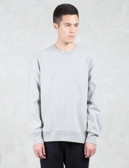 REIGNING CHAMP Heavy Weight Terry Crewneck Sweatshirt Picture