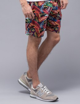 Wild Things Pennant Climbing Shorts Picture