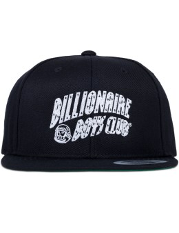 Billionaire Boys Club New Curve Logo Snapback Hat Picture
