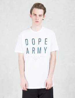 DOPE Dope Army T-Shirt Picture