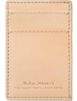 Nudie Jeans Samsson Cardholder Picture