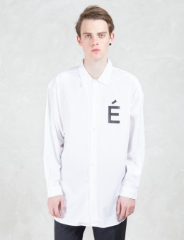Études Studio Ombre White Shirt Picture