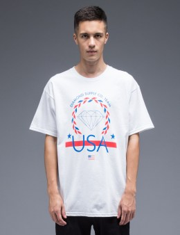 Diamond Supply Co. Usa Team S/S T-Shirt Picture