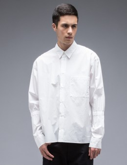 MARNI L/S Shirt With Elasticated Sleeve Detail Picture