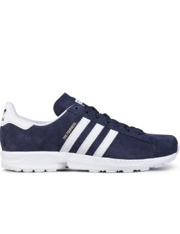 adidas Originals Adidas Originals X The Fourness Night Navy/vintage White S15-st/ftwr White Campus 8000 Picture
