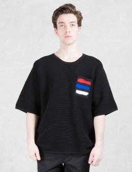 Opening Ceremony Knit Boxy S/S T-shirt Picture
