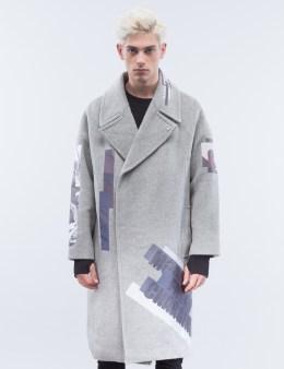 GENERAL IDEA Wool Coat Picture