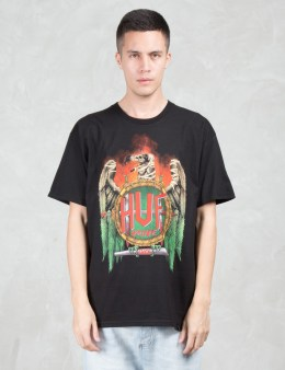 HUF Huf x 420 Vulture S/S T-Shirt Picture