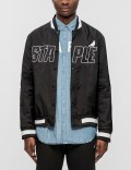 Staple Nylon Baseball Jacket Picutre