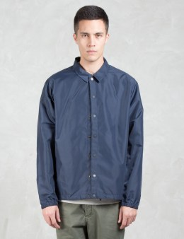 Norse Projects Svend Coach Nylon Poplin Jacket Picture