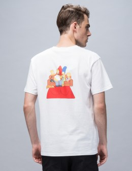 JOYRICH The Simpsons On The Couch T-Shirt Picture