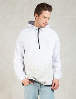 10.DEEP White Tech Jersey Pullover Picture