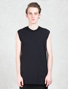 Damir Doma Basic Sleeveless T-Shirt Picture