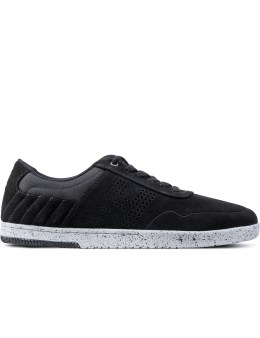 HUF Black/Bone White Speckle Hufnagel 2 Shoes Picture
