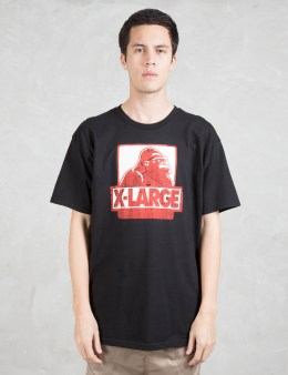 XLARGE Exploded T-Shirt Picture
