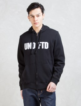 UNDEFEATED Undftd Tackle Zip Hoodie Picture