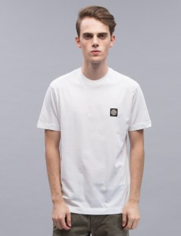 STONE ISLAND S/S Box Logo T-Shirt Picture