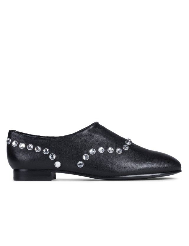 Opening Ceremony Charly Leather Slip-on