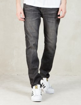 Staple Black Black Safety Denim Picture