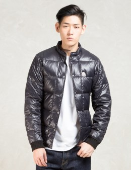 FUCT SSDD Black Quilted Down Jacket Picture
