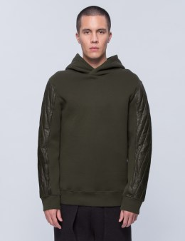 HELMUT LANG Oversized Combo Hoodie Picture