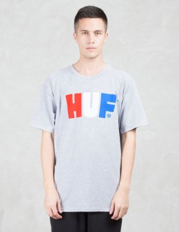 HUF Refreshment S/S T-Shirt Picture
