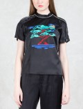 Opening Ceremony Silk Embroidered Bonsai T-Shirt Picutre