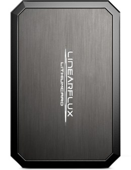 LinearFlux Lithiumcard Pro Lightning Charger Picture