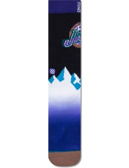 Stance Utah Jazz Socks Picture