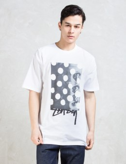 Stussy Eye Dots T-Shirt Picture