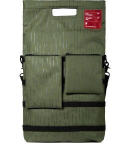 Unit Portables Pine Camo Unit Portables x Supremebeing Shoulder Bag w/ 2 Pouches Picture