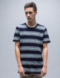 Denham Signature Stripe S/S T-Shirt Picture