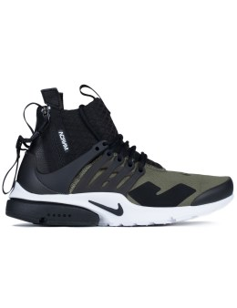 NIKE ACRONYM x Nike Air Presto Mid 'Olive' Picture