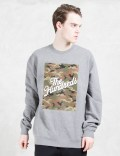 The Hundreds Cam Slant Crewneck Sweatshirt Picture