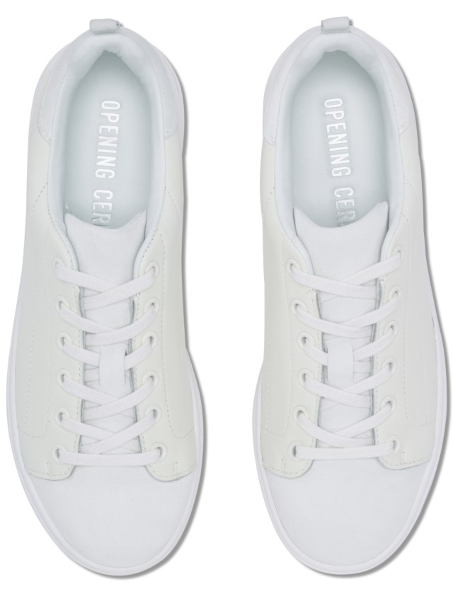 Opening Ceremony Azull Suede Combo Sneakers