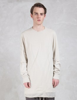Rick Owens Drkshdw Layered L/S T-Shirt Picture