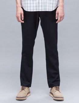 Maiden Noir Elastic Wool Pants Picture