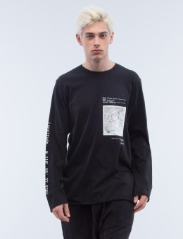 STAMPD Destination L/S T-Shirt Picture