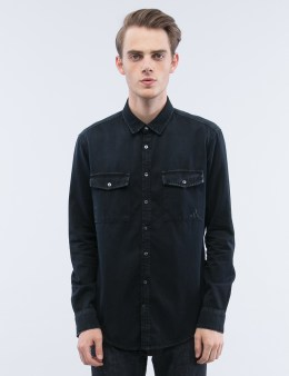 MSGM Denim Shirt Picture