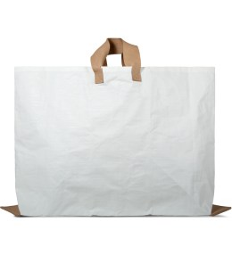 Hender Scheme White Vinyl Tote Bag Picture