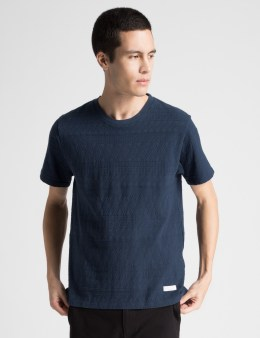 DELUXE Navy Opium T-Shirt Picture